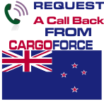 Cargo to New Zealand from Uk