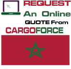 air cargo to Morocco