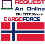 air cargo to Norway