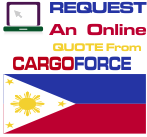 air cargo to Philippines