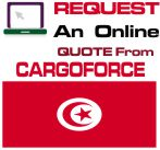 air cargo-to Tunisia