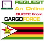 air cargo to Zimbabwe