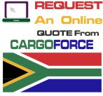 Air cargo to south africa