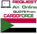air cargo-to Sudan