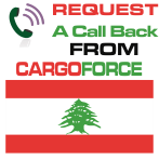 cargo to Lebanon from UK