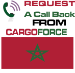cargo to Morocco from UK