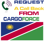cargo to Namibia from uk