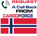 cargo to Norway from UK