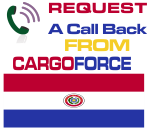 cargo to Paraguay from UK
