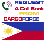 cargo to Philippines from UK