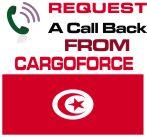 Cargo to Tunisia from UK