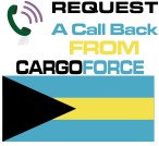 cargo to bahamas from uk