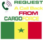 Cargo to Senegal from UK