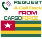 Cargo to Togo from UK
