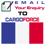 cheap air cargo to France