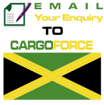 cheap air cargo to Jamaica