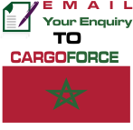 cheap air cargo to Morocco