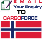 cheap air cargo to Norway