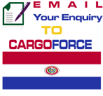cheap air cargo to Paraguay