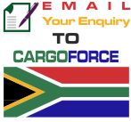 cheap air cargo to South africa