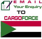 cheap air cargo to Sudan