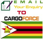 cheap air cargo to Zimbabwe