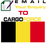cheap air cargo to belgium