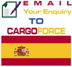 cheap air cargo to Spain